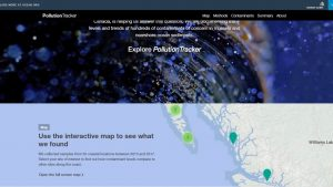 ocean-wise-pollution-tracker-site-internet