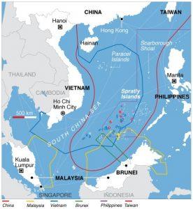 carte-conflits-mer-de-chine