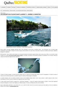 Screenshot_2019-01-03 Les secrets du fleuve Saint-Laurent 2 - Québec à Kingston - Québec Yachting